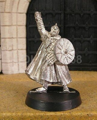 ROHAN CAPTAIN - Lord Of The Rings Metal Figure(s)