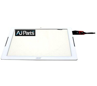 Acer ICONIA ONE 10 B3-A30 TABLET New Touch Screen White Digitizer Front Glass
