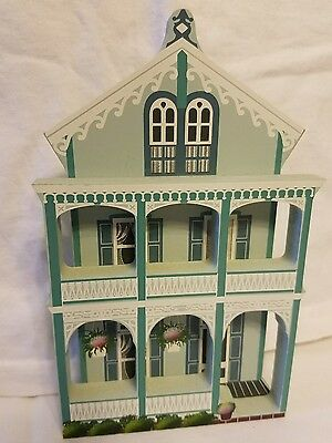 1995 Shella's Collectables Steiner Cottage Cape May New Jersey Usa Pre Owned
