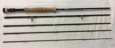 SAGE RPLXi 990-5 9FT #9 FLY ROD 5 PIECE *USED*
