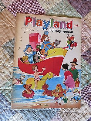Playland Holiday Special 1969