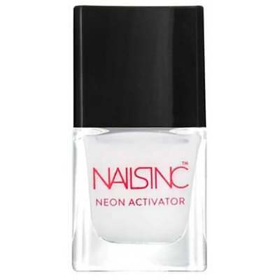 Nails Inc Nail Polish Mini - Neon Activator (8650) 5ml