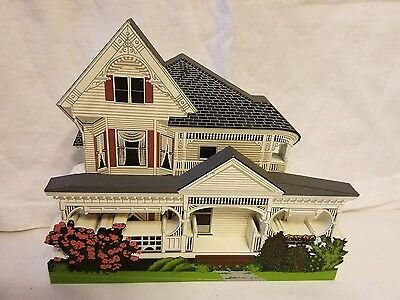 1999 Shellas Collectables Barbers Queen Anne Lancaster New Hampshire Pre Owned