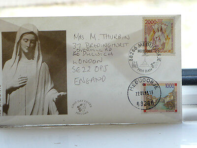 First Day Cover, 12 May 1993