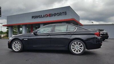 2015 BMW 5-Series Base Sedan 4-Door 2015 BMW 535I XDRIVE*AWD*TURBO*NAVI*SNRF*CARFAX 1-OWNER*$0 DOWN / $526 MONTH