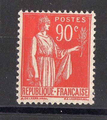 """FRANCE:  TIMBRE TYPE """" PAIX """"  NEUF** YTN°285 Cote: 75,00€"""