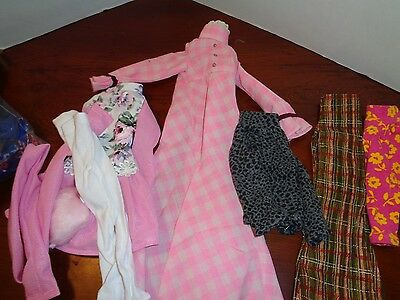 Clothing Lot For Ideal Harmony Doll