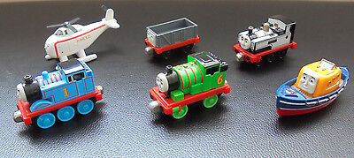 Thomas The Tank Engine Take And Play Die Cast Trains Bundle