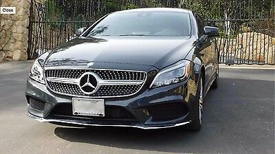 2015 Mercedes-Benz CLS-Class PREMIUM PKG 2 2015 Magnetite Black CLS550 WHAT A STEAL!!