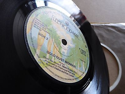 Fleetwood Mac 7inch single record, Dont Stop K16930 1977, music, pop Excellent