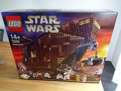 Lego ® Star Wars UCS Sandcrawler 75059 NEU OVP Ultimate Collector Series new