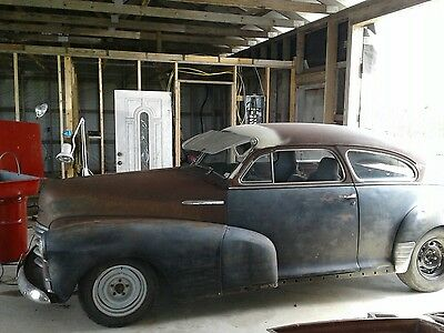 1947 Chevrolet fleetline  1947 chevy fleetline