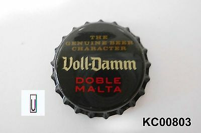 Corona Beer Bottle Cap Kronkorken Crown Cap Tappi Voll-Damm