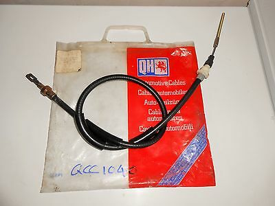 Vauxhall Victor Fe , Vx4/90 1800, 2300, (Rhd) 1972-78,- Clutch Cable Qcc1040