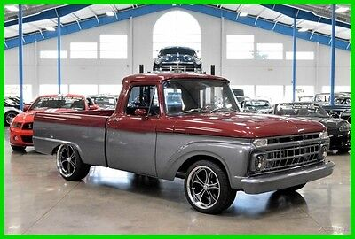 1965 Ford F-100  1965 Ford F-100 Short Bed 302-cid 5.0L Fuel Injected Automatic Trans Resto Mod