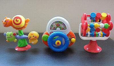 Bundle Of Baby Highchair Toys
