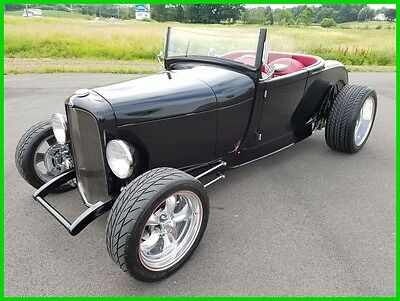 1929 Ford Model A Roadster 1929 Ford Model-A Steel Body 302cid V8 C4 Automatic Transmission