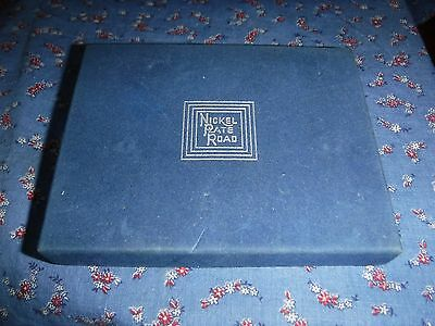 Nickel Plate Railroad Unused Deck of Cards Tax Stamp In Double Box