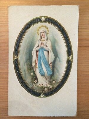 Old Postcards - Religious - Unknown Saint