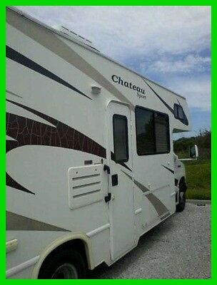 2008 Four Winds Chateau 28A 28' Class C Motorhome Gasoline Good Tires NEBRASKA