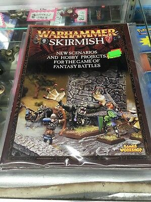 Warhammer Skirmish Fantasy Supplement 2002 Games Workshop GW Age Of Sigmar