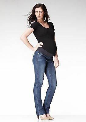 New w Tags - Soon Straight Leg Maternity Jeans - Size 16