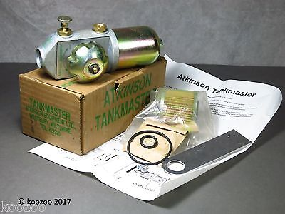 "Atkinson Equipment 3/8"" Tankmaster Filter Sight Gauge Body Fuel Oil Storage Tank"