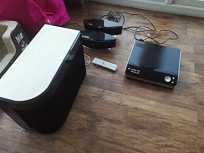 Philips HTS6510/12 Home Theater System - Surround Sound with Speakers and Sub
