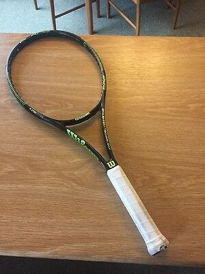 Wilson Blade Spin 98S Unstrung Tennis Racket L2 Used