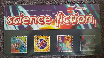 Science Fiction Stamps
