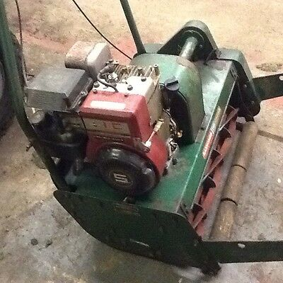Ransoms Cylinder Mower