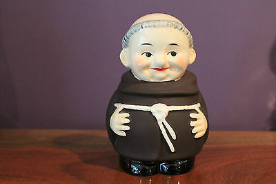 Goebel Friar Tuck Monk Coin Bank Sd 29 Made In West Germany