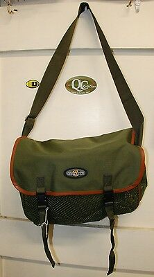 HUNTING/Fishing/Outdoor  Green Fabric Flambeau  BAG -   New