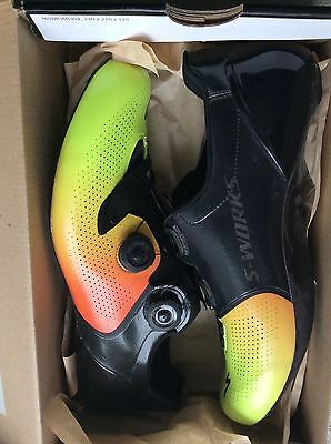 New Specialized  S Works 6 Torch Edition Shoes size 47