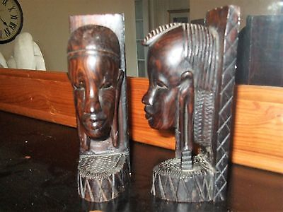 Very Unusual Bookends