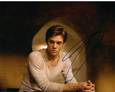 Jake Abel 8 x 10 Hand Signed Autograph Photo COA