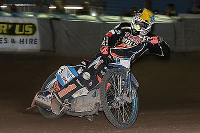 Wolverhampton Wolves---Rory Schlein--2017--10X8--Speedway--Action Photo