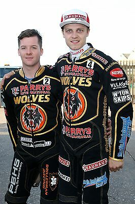 Wolverhampton Wolves--Howarth+Thossell--2017--10X8--Speedway--Portrait Photo