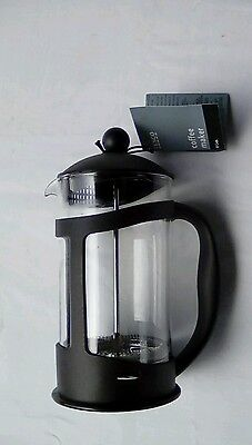 Coffee maker with instructions