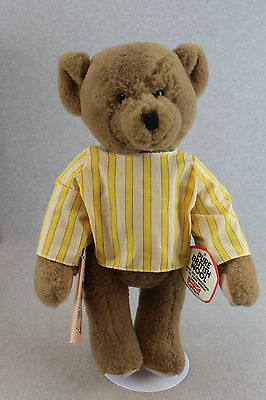 "16"" Dean's Childsplay L.E. Porridge Teddy Bear w Orig Box w hang tags NICE!"