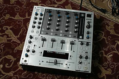 DJ Mixer Denon DN-X1500S 4-Channel, Keep the Party going!
