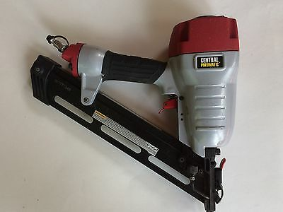 Central Pneumatic Finish Nailer 68020