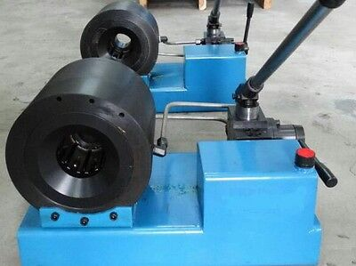Hydraulic Hose Crimper Steel Rope Swaging Machine