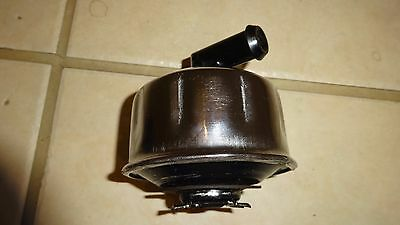 69 70 Mustang BOSS 302 Mach 1 428CJ Chrome Oil Filler Cap - Motorcraft - was NOS