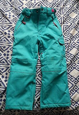 Girls snow pants ski pants size 6