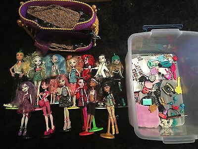Monster High Doll Collection -  Large with Accessories