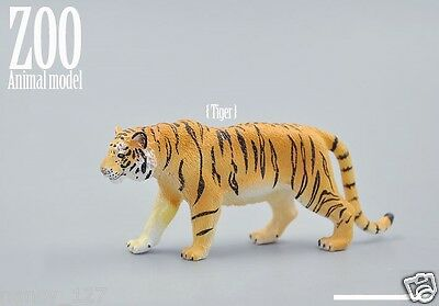 Wild Animal Tiger Model Collectible Figurine Figures Educational kids Toy