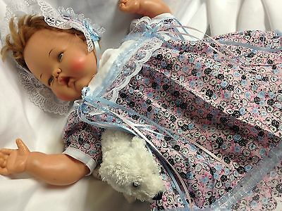 """Doll Clothes for 19""""/20"""" Large Thumbelina """"Summer Memories""""by Kathryn"""