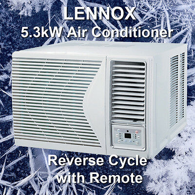 Lennox 5.3kW Window-Wall Air Conditioner with Remote