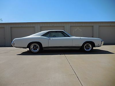 "1968 Buick Riviera  Barn Find Parked in 1995 Lifetime Black Plate California Riviera ""NO RESERVE"""